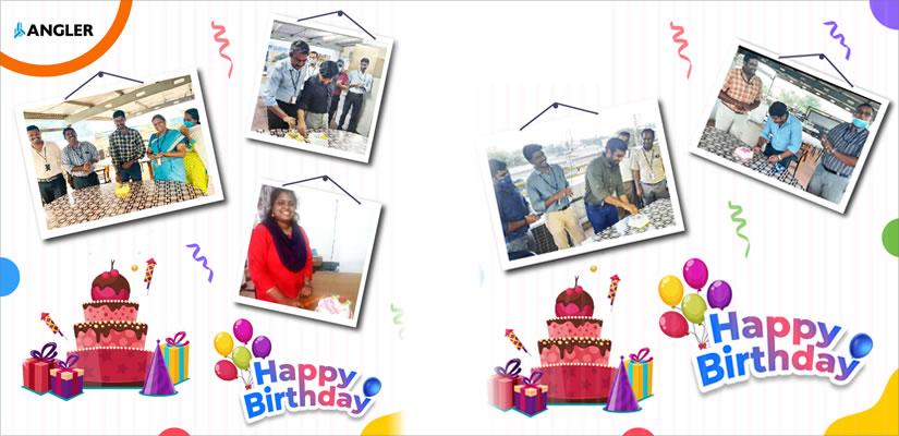 Birthday Celebration – Oct'20